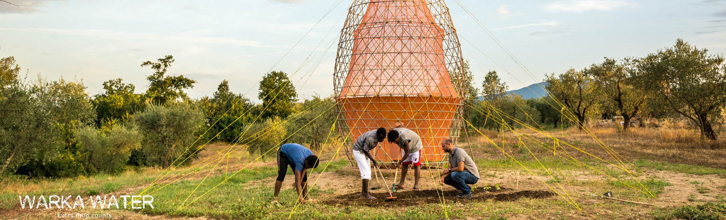 Warka Water: Every drop counts